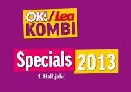 OK! / Lea Kombi – Themenplan 2013