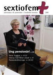 Läs 2009 års tidning (pdf) - Sundsvall