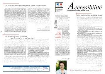 Lettre Accessibilite n 29 JUILLET 2009.pdf - cfpsaa