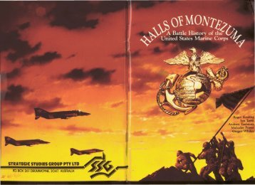 Halls of Montezuma Manual - Virtual Apple