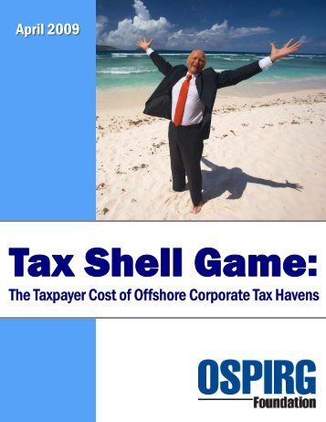 Taxpayers Pay the Price for Corporate Tax Havens - Public Interest ...