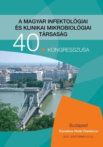 a magyar infektológiai és klinikai mikrobiológiai társaság 40 ...