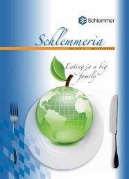 Schlemmeria Cookbook Edition 2