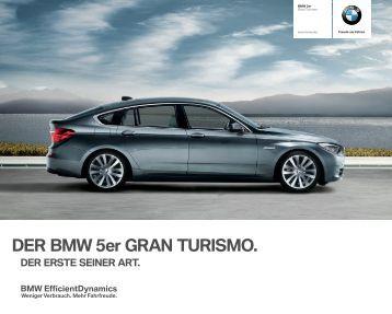 DER BMW er GRAN TURISMO.