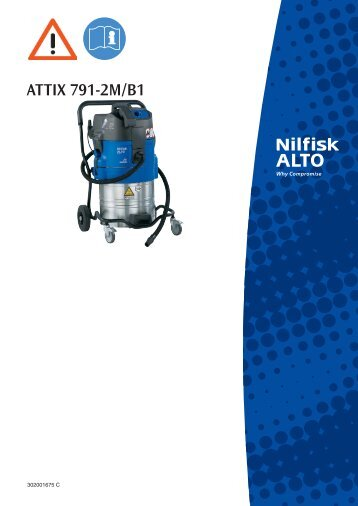 attix 791-2m/b1 - Wapalto-heine.de