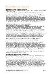 DGKS Marianne Regner – Wiedereinstieg mit ... - gendernow