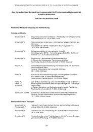Vorträge, Lehrgänge, Veranstaltungen Oktober bis Dezember 2004