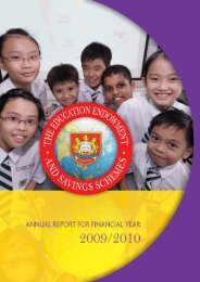 FY 2009 - Ministry of Education