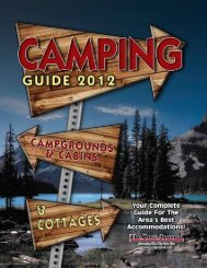 Camping Guide 2012 - Jamestown | Post-Journal