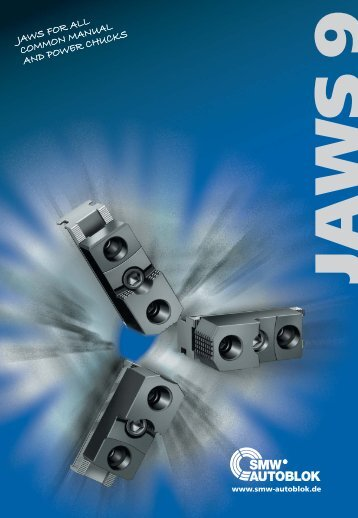 Slot & Tenon Lathe Chuck Soft Top-Jaws Technical ... - MC-Tooling