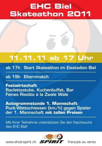 Weitere Infos - EHC Biel-Bienne Spirit