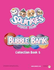 Collection Book 5 - Squinkies.com