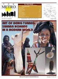 art of being tuareg - The Metro Herald