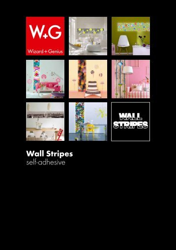 Wall Stripes self-adhesive