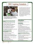 2012 ASSIP Newsletter - Aspiring Scientists Summer Internship ... - Page 4