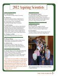 2012 ASSIP Newsletter - Aspiring Scientists Summer Internship ... - Page 5