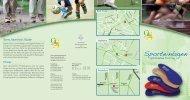 *Sporteinlagen Flyer RZ - Telegate