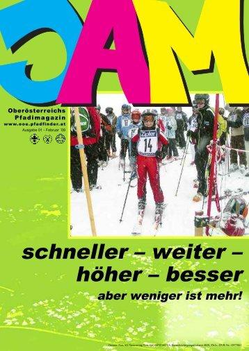 schneller – weiter – höher – besser - Landesverband Oberösterreich