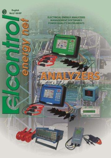 Elcontrol General Catalog