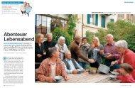 Abenteuer Lebensabend - Age Stiftung