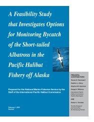 Revised Report - National Marine Fisheries Service Alaska Region ...