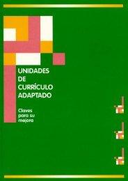 Unidades de Currículo Adaptado - Gobierno de Navarra