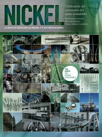 Celebración del centenario del acero inoxidable - Nickel Institute