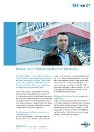Fallstudie Rufalex - SmartIT Services AG