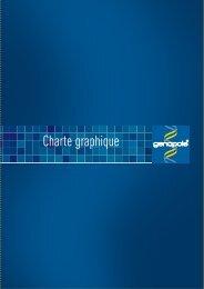Charte graphique - Genopole