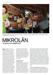 en genvej ud af fattigdom - Dansk Vietnamesisk Forening