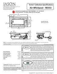 Air-Whirlpool - EDIT ME RE553 - Jason International