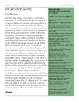RAS 2011 April Newsletter - Royal Asiatic Society in Shanghai - Page 2