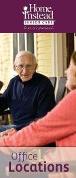 Locations - Home Instead Senior Care