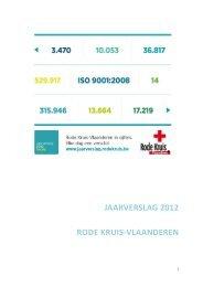 Download het jaarverslag (.pdf) - Jaarverslag 2012 - Rode Kruis ...