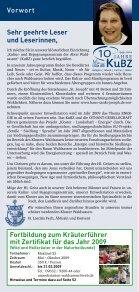 Programm 2009 Stiftung Kultur - und Begegnungszentrum Abtei ... - Seite 2