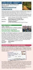 Programm 2009 Stiftung Kultur - und Begegnungszentrum Abtei ... - Seite 3