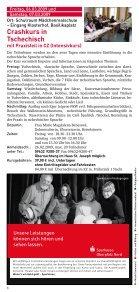 Programm 2009 Stiftung Kultur - und Begegnungszentrum Abtei ... - Seite 6