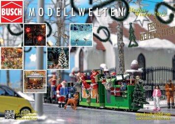 Modellwelten »Herbst & Winter 2012 - Busch