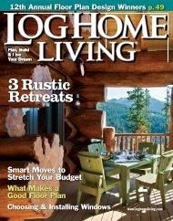 3Rustic Retreats - Pioneer Log Homes Midwest