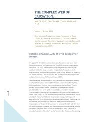 (2000) The Complex Web of Causation - The Sanctuary Model