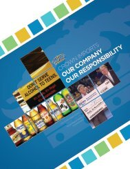 Crown Imports Corporate 2013 Social Responsibility Report