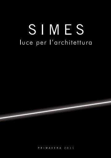 Brochure Euroluce 2011 - SIMES SpA