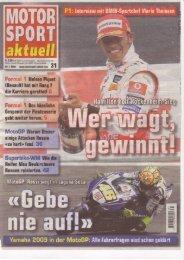 MSa - Ausgabe 2008-31 - RS-Sportbilder