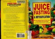 Juice fasting and detoxification - Macquirelatory.com