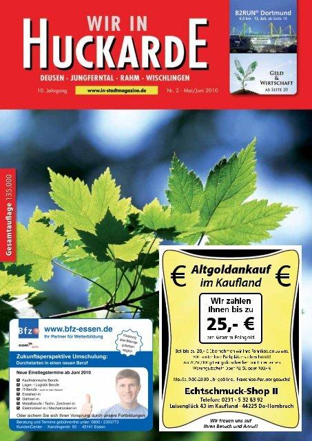 B2RUN Dortmund - Dortmunder & Schwerter Stadtmagazine