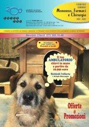 Catalogo Monouso, Farmaci e Chirurgia 2011-2012 - Veter-zoo