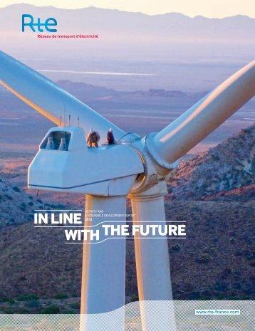 2012 Activity and sustainable development report - RTE