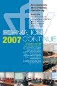 Catalogue des FORMATIONS 2007 - Vacuum-Guide - Page 3