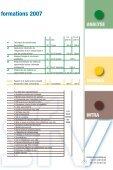 Catalogue des FORMATIONS 2007 - Vacuum-Guide - Page 5