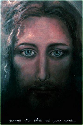 Prayercard 11 - True Life In God